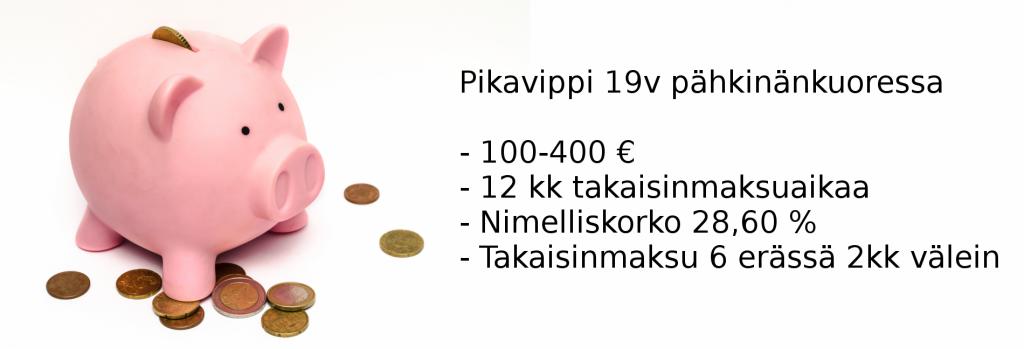 pikavippi-19v